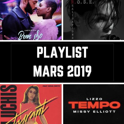 Dialna - Playlist Mars 2019