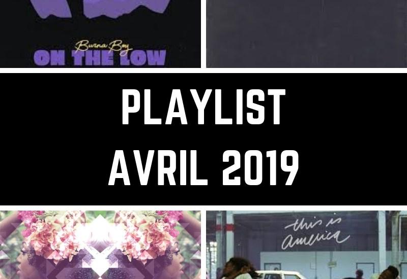 dialna - playlist avril