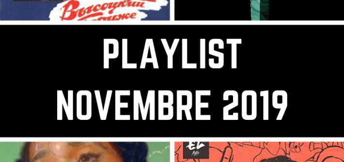 Dialna - Playlist Novembre