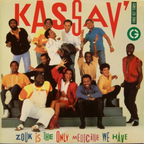 Dialna - Kassav'
