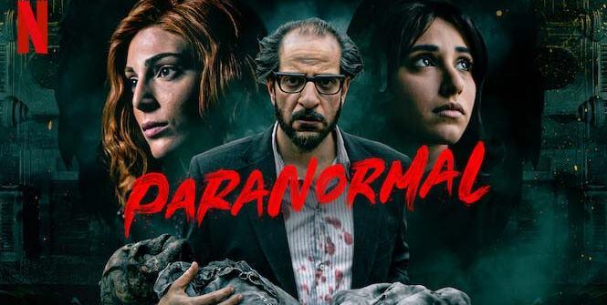 Dialna - Paranormal