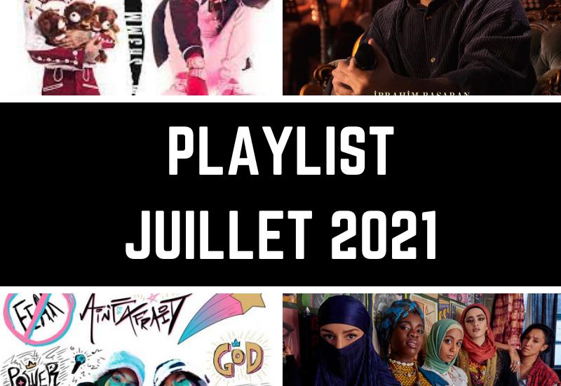 Dialna - playlist Juillet 2021