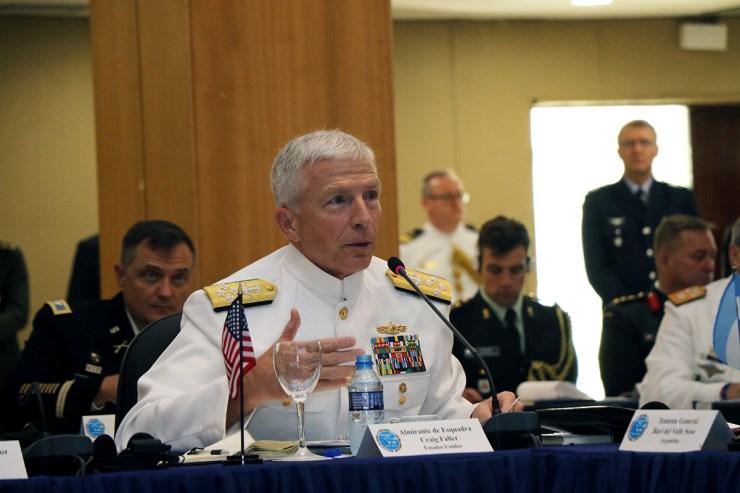 Líderes de SOUTHCOM y de defensa sudamericanos se reúnen virtualmente para  hablar sobre asociaciones durante la pandemia | Diálogo Americas