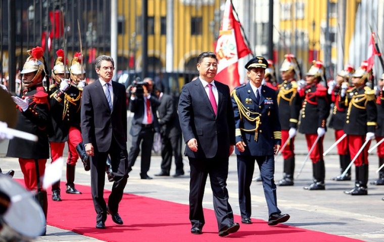 New China white paper signals a step forward in Latin America