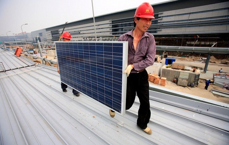 China emerges as global clean energy leader