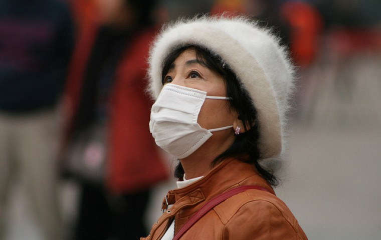 Beijing issues advance red alerts for smog
