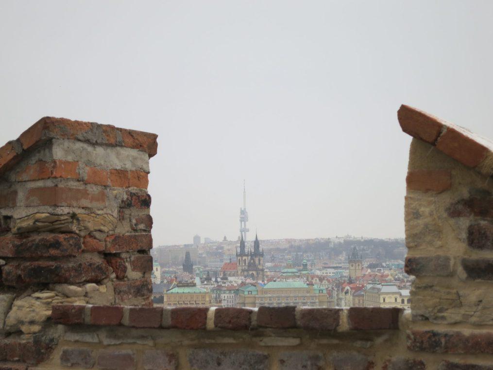 Blick von Hradčany Richtung Žižkov (CC) Claudia Marschall
