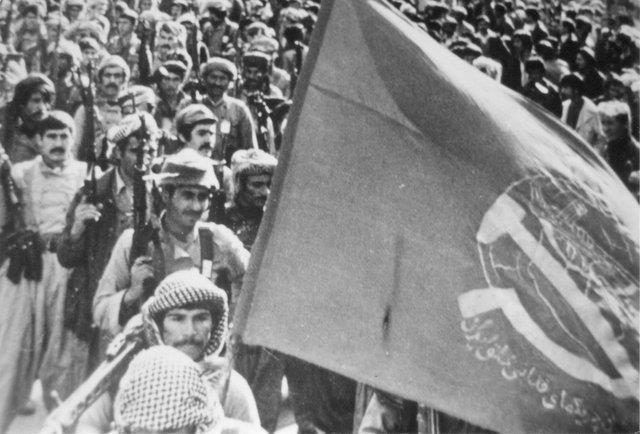 Kurdistan- 1980: OIPFG-Peschmerga