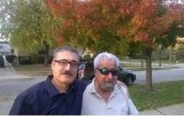 علی آتش و وزیر فتحی