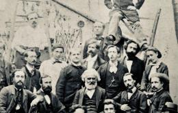 کارل مارکس 1882