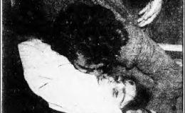 ـ 5 ـ فاطمه رحیمی: آخرین وداع پدر با دخترش