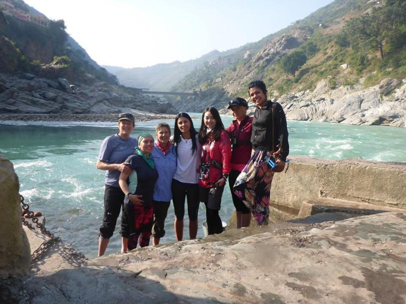מסע יבשות בגנגס