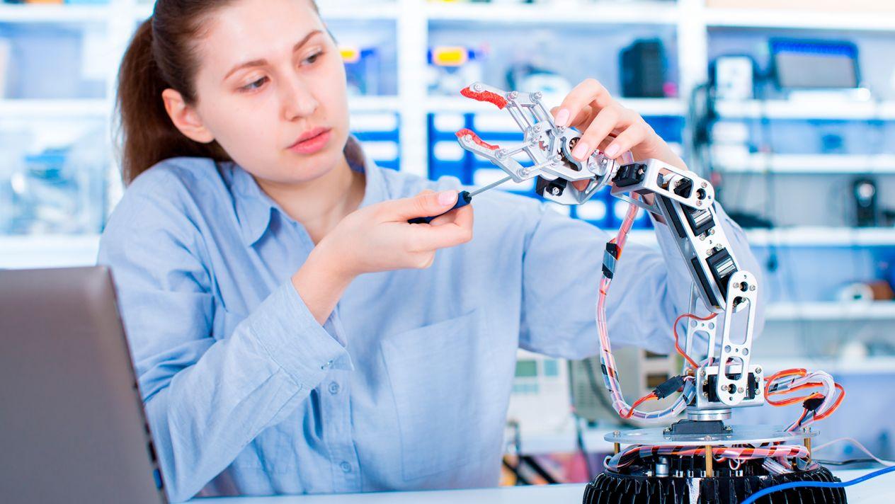 """7 razones para ser una """"mujer en la ciencia"""""""
