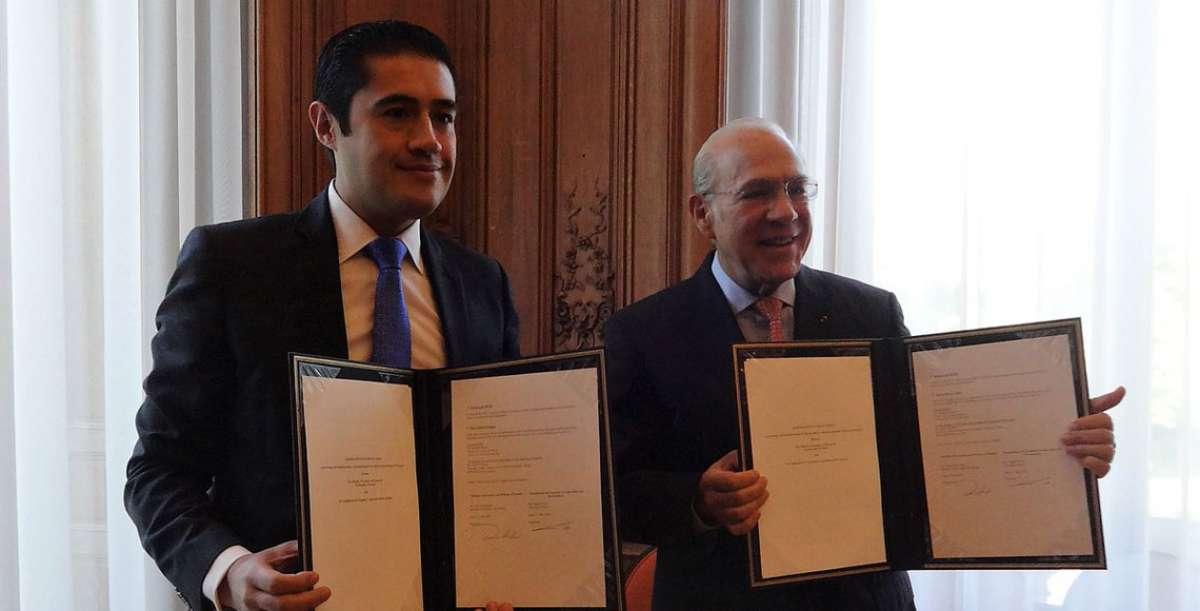 Ecuador es aceptado en el Centro de Desarrollo de la OCDE