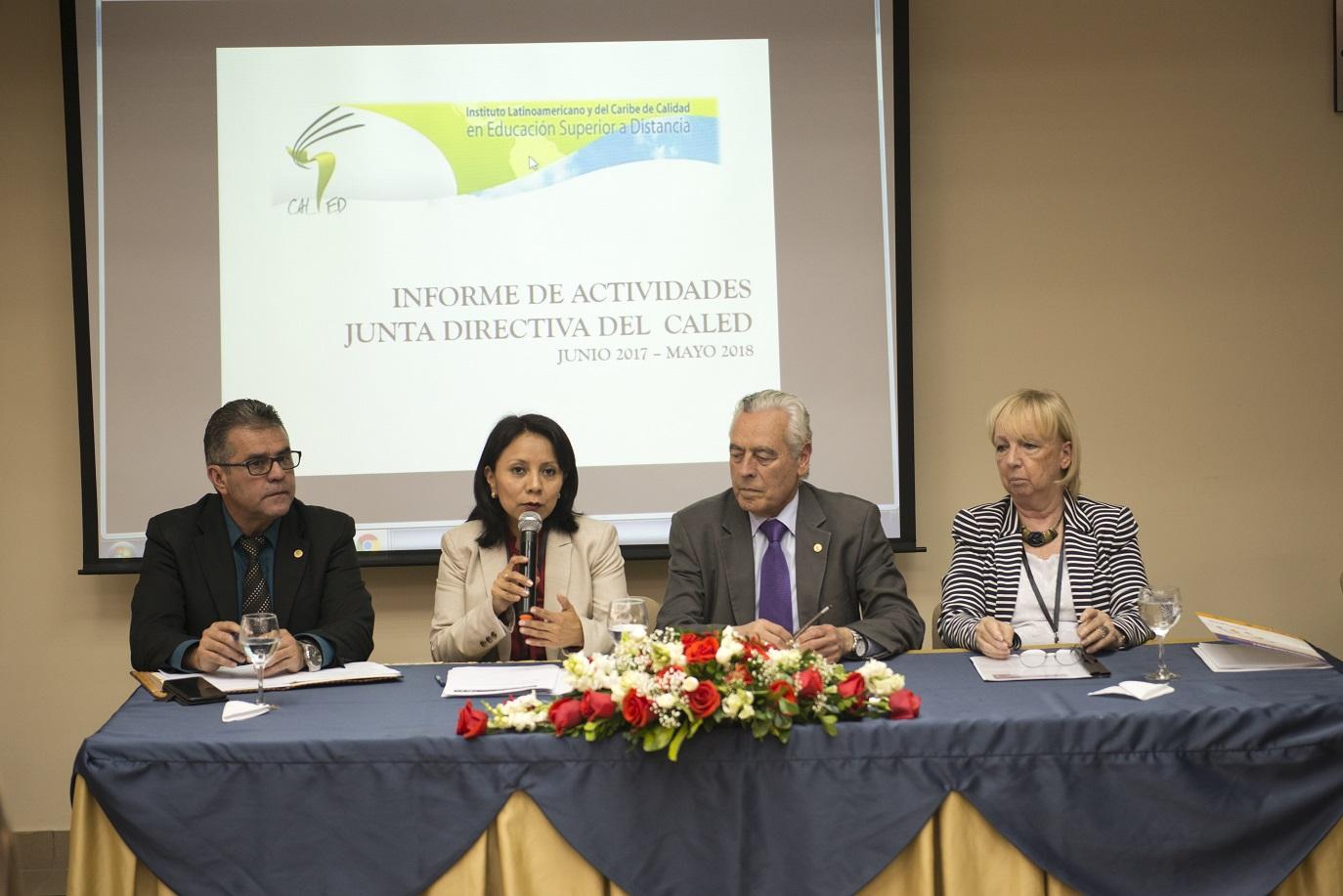 UTPL promueve en México la calidad en la educación superior a distancia