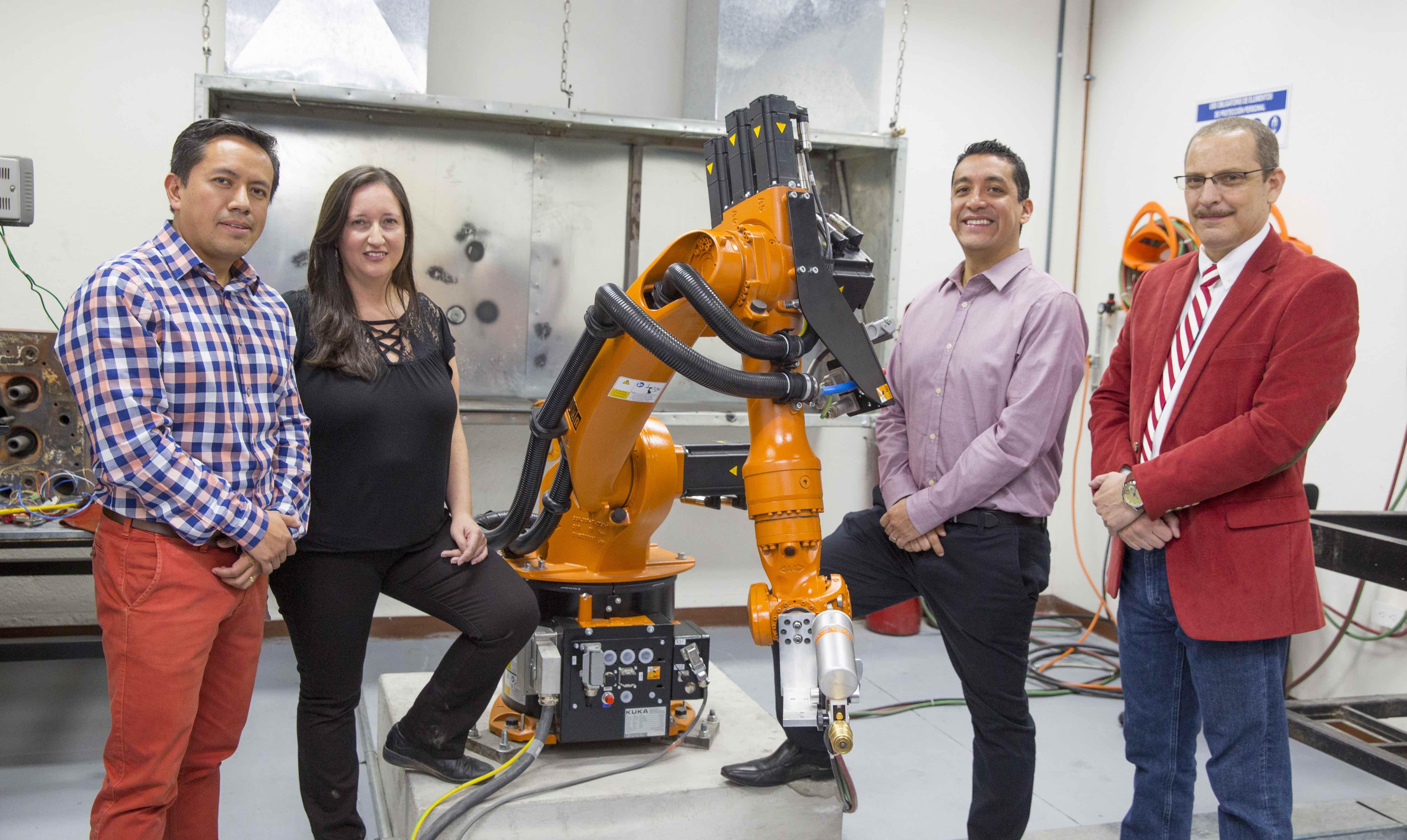 La USFQ con acreditación internacional para sus carreras de Ingeniería Industrial y Mecánica