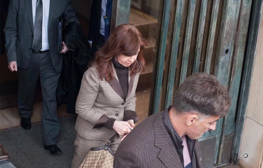 Cuaderno de las coimas: Juez vuelve a pedir prisión preventiva para Cristina Kirchner y es llamada a juicio oral