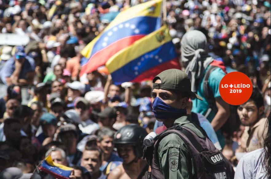 Juan Guaidó escogió un lugar estratégico para iniciar la Operación Libertad