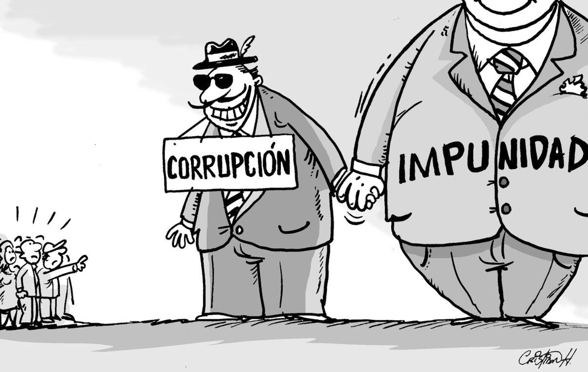Impunidad en una sociedad fallida