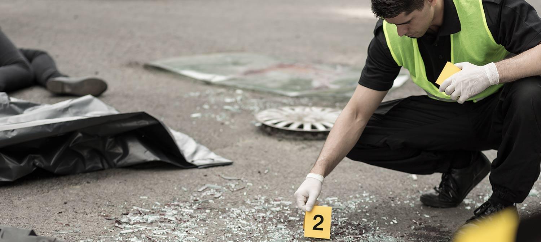 La criminalística, una profesión en tiempos de covid con Mario Cuvi de la #ECOTEC