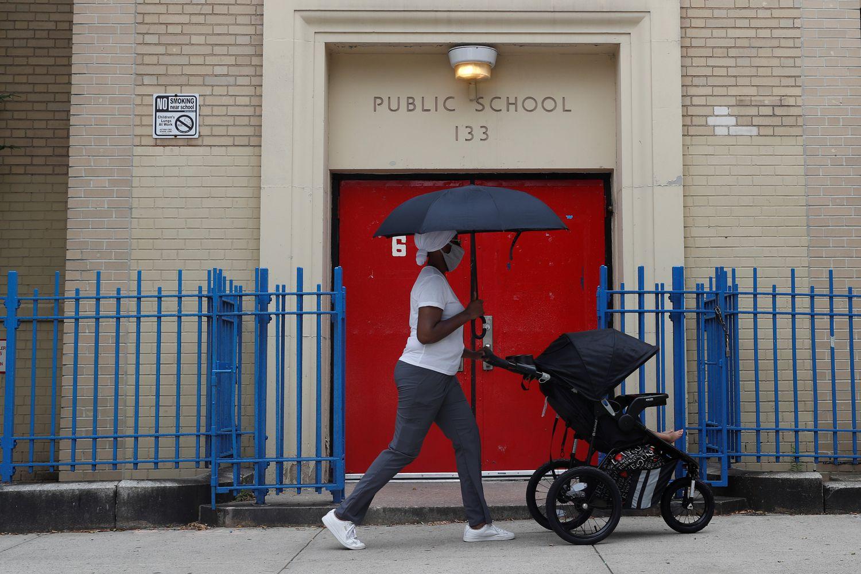 ¡Cortaré los fondos si no abren!, la amenaza de Trump a las escuelas públicas