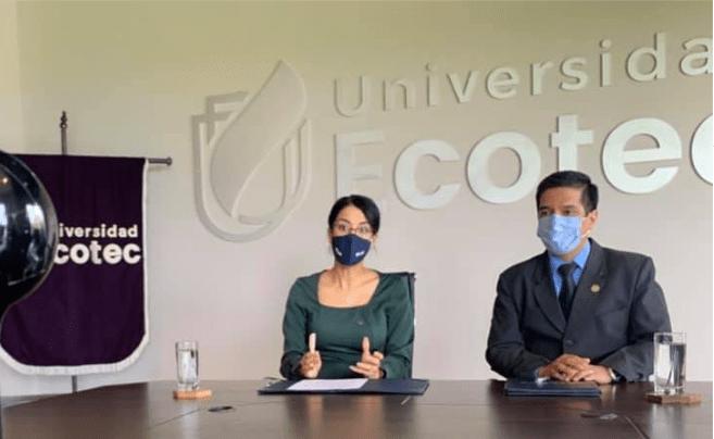 La ECOTEC sella acuerdo para ofrecer becas a los alumnos con bachillerato internacional