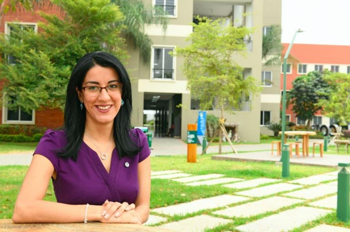 Gilda Alcívar: 'Es importante tomar un respiro y valorarse'