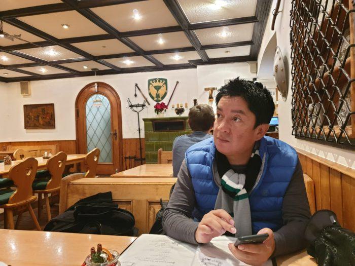 Juan Tibanlombo, la sencillez es la grandeza del ser humano