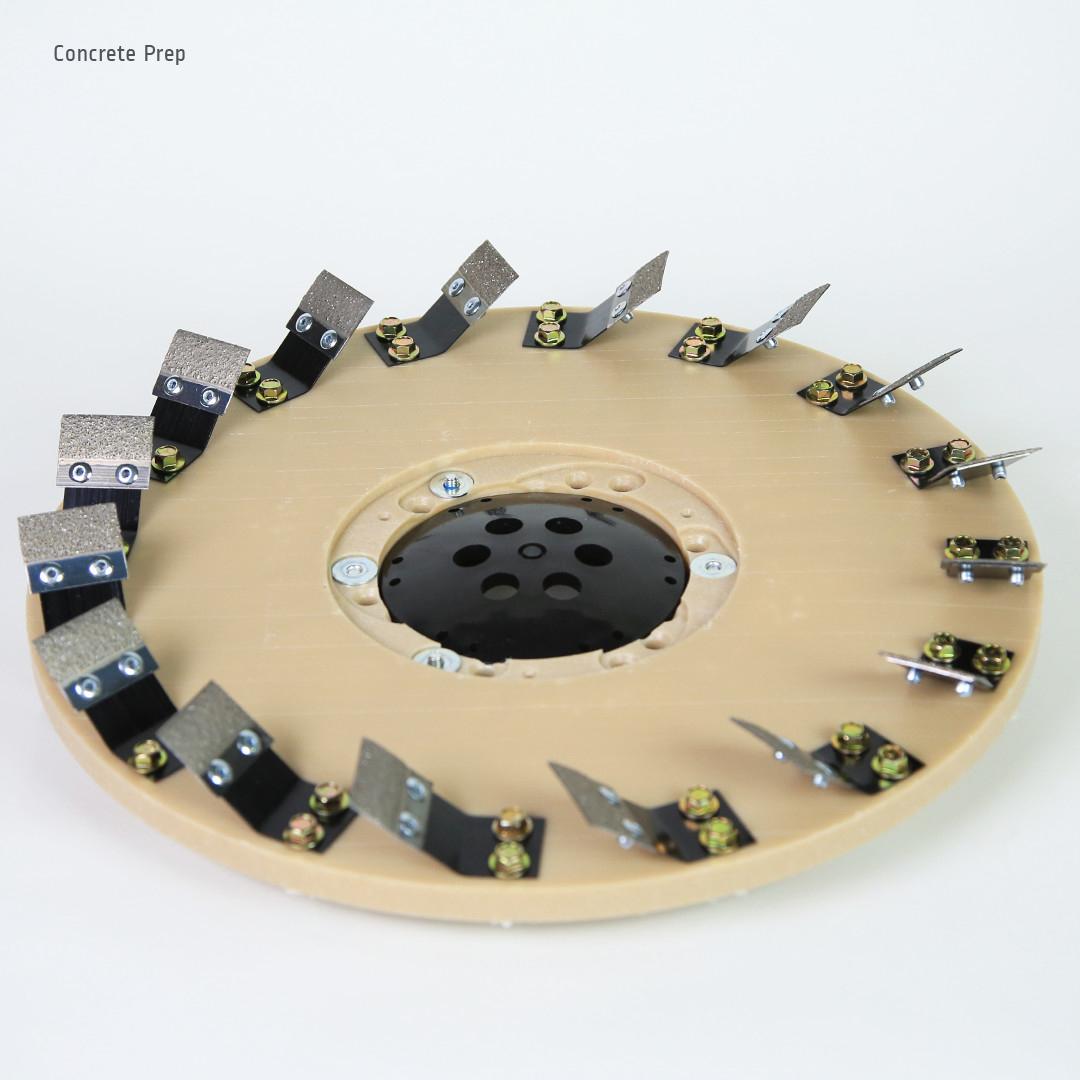 Concrete Prep Tools  Diamabrush