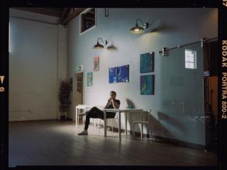 Artripoli: The Brooklyn Photographer Talks Social Media, Oliver Francis, & Teleporting.
