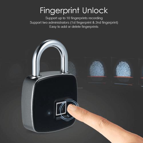 Cadeado digital biométrico (4)