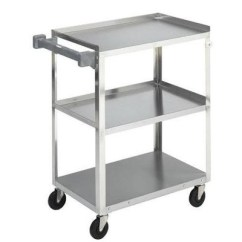 Stainless Kitchen Cart Decoration Sets Steel All Purpose Medical Equipment Diamedical Usa Brewer