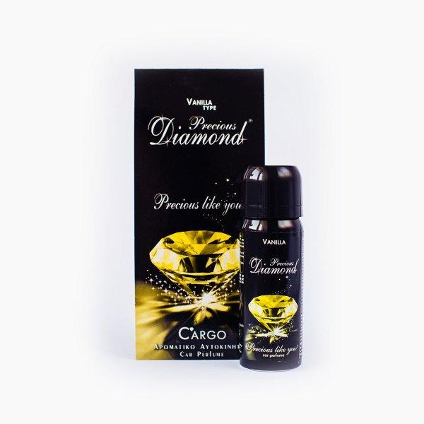 Vanila - zestaw zapachów: zawieszka i aerozol.