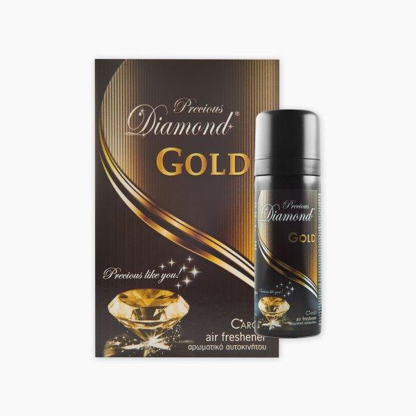 Gold - zestaw zapachów