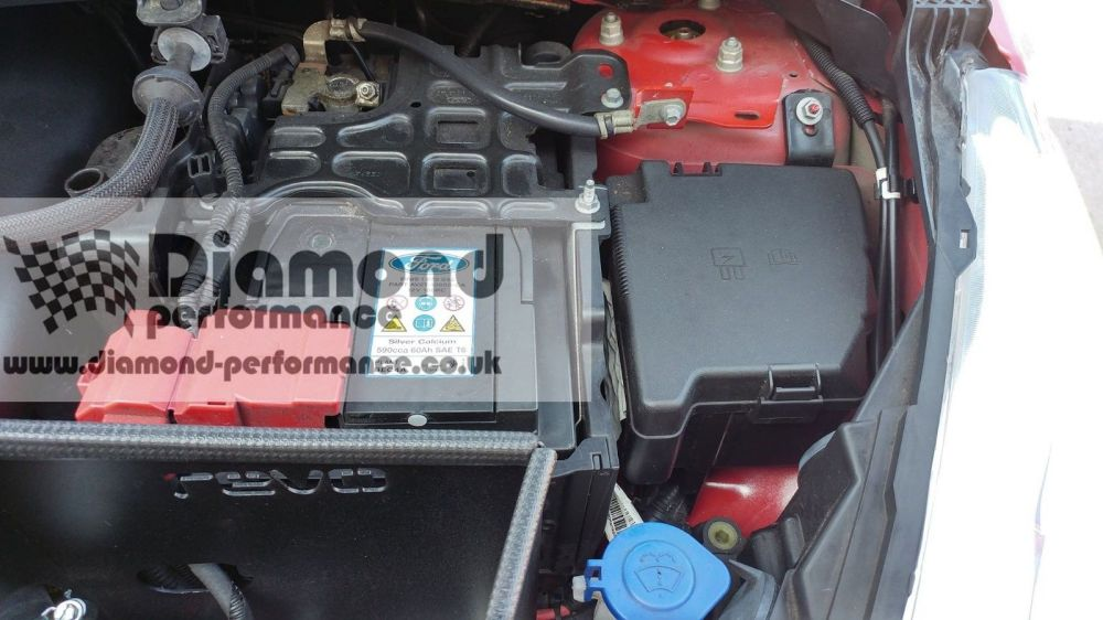 medium resolution of ford fiesta mk7 7 5 all models inc st fuse box cover carbon fibre ford fiesta