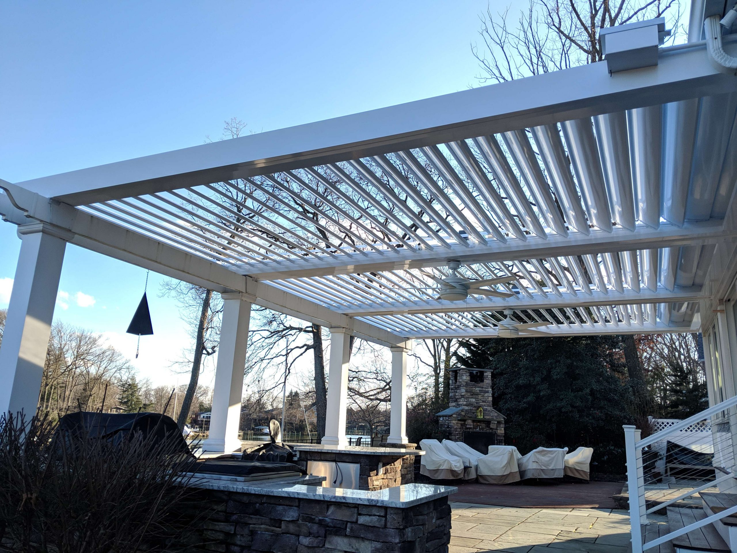 louvered roof 101 is it for me