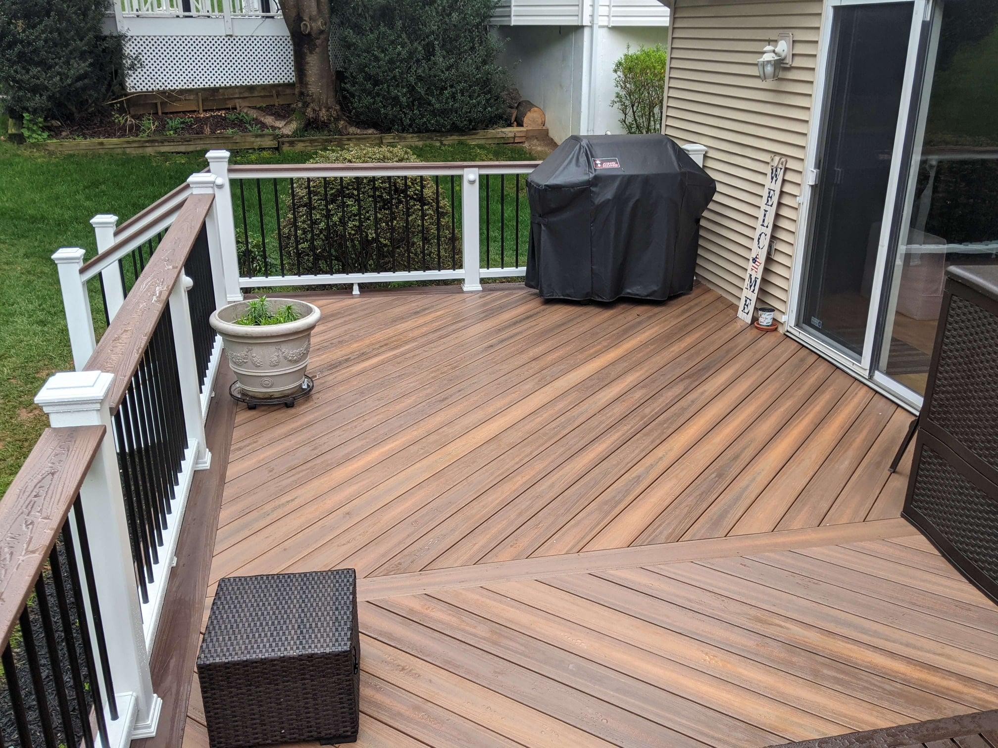 maryland deck builder md deck