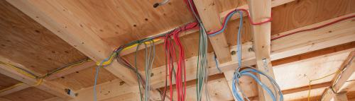 small resolution of new home wiring in louisa va