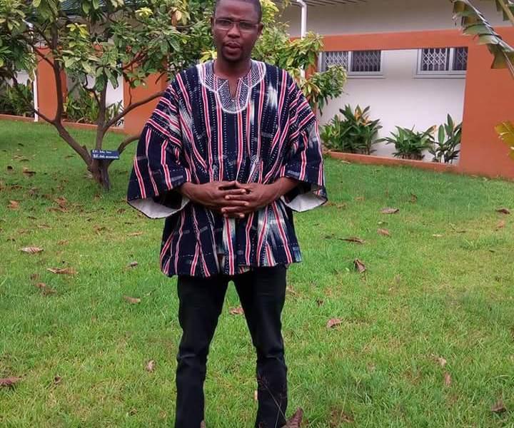 "I will ""Never"" Apologize over Facebook Post- Fredrick Tahiru"