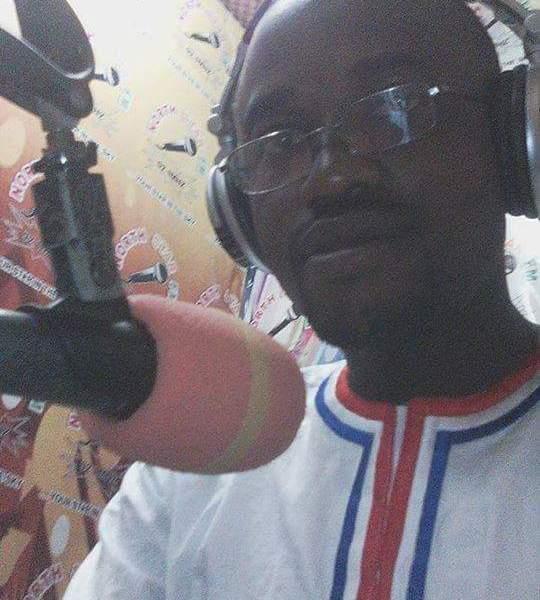 Breaking News: NPP's Communicator Yussif Danjumah Suspended