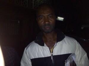 Abass Abdallah-Public relations officer DAMAZ