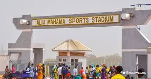 TAMALE SPORTS STADIUM NOW ALIU MAHAMA SPORTS STADIUM