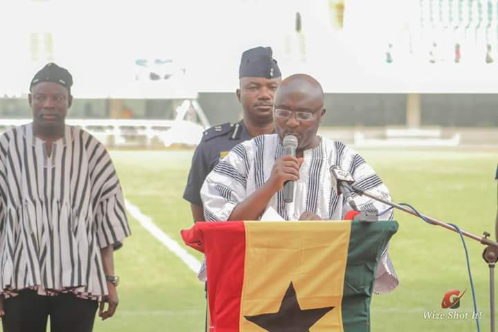 Bawumia, regional minister and Bugri, Championing tribal appointments-NPP Financiers accuse