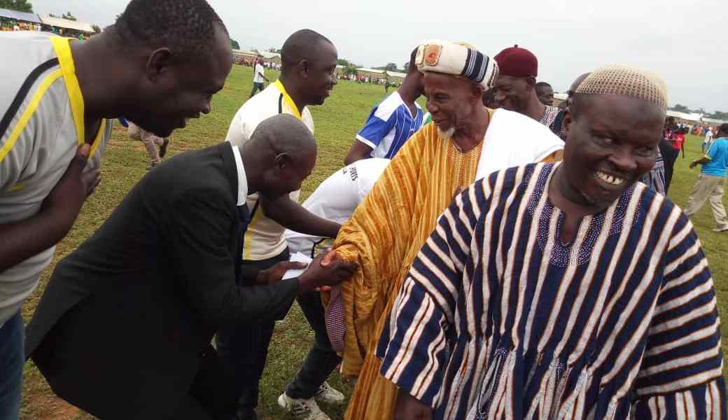 TAMALE METRO WINS INTER-DISTRICTS SPORTS COMPETITION IN YENDI