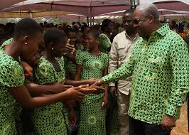 hold a national consultation between stakeholders on free SHS to ensure it success- Ex. President Mahama