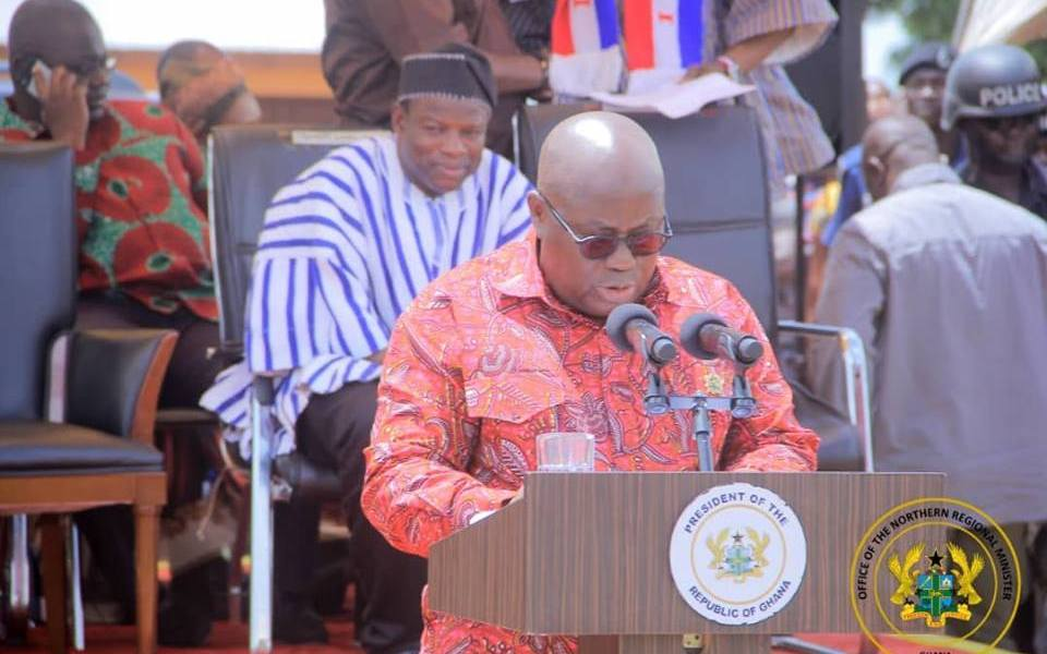 late Dakpema stood for peace – President Akuffo Addo