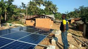 whip up  interest of people to rely much more on solar-energy through advocacy