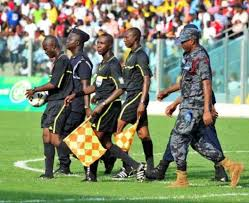 MORE SUSPENSIONS FOR GHANAIAN REFEREES