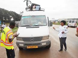 DVLA sensitizes  motorist on safety measures in Tamale