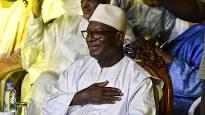 Mali: Ibrahim Boubacar Keita wins re-election as president